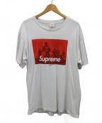 Supreme×Undercover(シュプリーム×アンダーカバー)の古着「Seven Samurai Tee Tシャツ」|ホワイト
