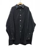 ASTRAET(アストラット)の古着「Blouse」|ブラック