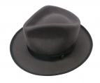 STETSON(ステットソン)の古着「Vintage WHIPPETハット」 グレー