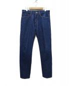 PHINGERIN(フィンガリン)の古着「JEANS JT1 DENIM デニムパンツ」|インディゴ