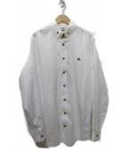 Vivienne Westwood man(ヴィヴィアンウエストウッドマン)の古着「19SS オーブシャツ」|ホワイト