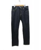 JACOB COHEN(ヤコブコーエン)の古着「PW688 COMFORTデニムパンツ」|インディゴ