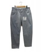 Engineered Garments(エンジニアードガーメン)の古着「20SS Peg Jean  パンツ」|スカイブルー