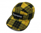Supreme(シュプリーム)の古着「washed chino twill camp cap 2 」|イエロー
