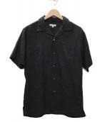 ()の古着「Chauncey shirt シャツ」|ブラック