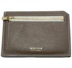 Larcobaleno(ラルコバレーノ)の古着「20AW 354 スマートミニウォレット 財布」|モカ