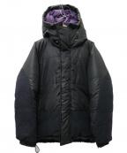 Mt. Rainier Design()の古着「マウンテンサーモアンナプルナ ダウンジャケット」|ブラック