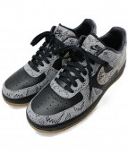 NIKE(ナイキ)の古着「AIR FORCE 1 LOW BY YOU スニーカー」|ブラック