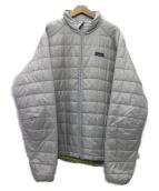 Patagonia(パタゴニア)の古着「ナノパフジャケット」|グレー