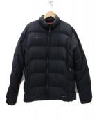 Marmot(マーモット)の古着「Xeron in jacket ダウンジャケット」|ブラック