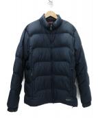 Marmot(マーモット)の古着「Xeron in jacket ダウンジャケット」|ネイビー