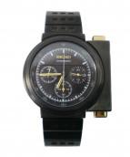 SEIKO(セイコー)の古着「GIUGIARO クロノグラフ 腕時計」