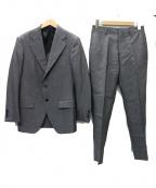 五大陸(ゴタイリク)の古着「セットアップ 2Bスーツ」 グレー