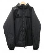 ECWCS(エクワックス)の古着「Level7 Primaloft Parka ジャケット」 ブラック