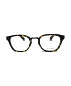 OLIVER PEOPLES(オリバーピープルズ)の古着「Chessman セル・メタル フレーム 眼鏡」