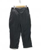 teatora(テアトラ)の古着「Index Pants P インデックス パンツ パッカブル」|グレー