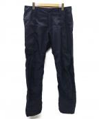 teatora(テアトラ)の古着「Seat Pants P シートパンツ パッカブル」|ネイビー