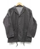 BRU NA BOINNE(ブルーナボイン)の古着「カモンコモンブロラハンシャツ」|グレー