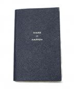 SMYTHSON(スマイソン)の古着「Panama ノートブック パナマノート 手帳 パナマノート」