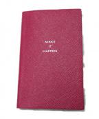 SMYTHSON(スマイソン)の古着「Panama ノートブック パナマノート  手帳」