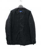NANGA(ナンガ)の古着「DOWN COACH JACKET ダウンコーチジャケット」|ブラック