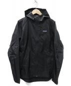 Patagonia(パタゴニア)の古着「フーディニ・ジャケット」|ブラック