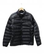 Marmot(マーモット)の古着「1000 EASE DOWN JACKET ダウンジャケット」 ブラック