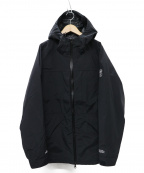 THE CRIMIE(ザ クライミー)の古着「3LAYERL MOUNTAIN PARKA  ジャケット」|ブラック