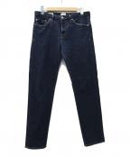PT05(ピーティーゼロチンクエ)の古着「BREAKBEAT RELAXED FIT デニムパンツ」|インディゴ