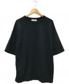 YOKE(ヨーク)の古着「INSIDE OUT T-SHIRTS S/S Tシャツ」 ブラック