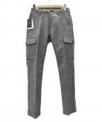 JOHNBULL()の古着「ネップヤーンカーゴパンツ」|グレー