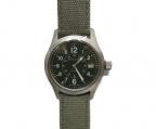 HAMILTON(ハミルトン)の古着「Khaki Field カーキ フィールド 腕時計」