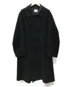 Phlannel(フランネル)の古着「Moleskin Duster Coat コート」 ブラック