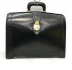 土屋鞄(ツチヤカバン)の古着「DULLES ダレスバッグ」 ブラック