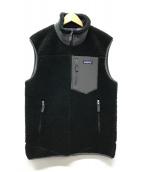Patagonia(パタゴニア)の古着「Classic Retro-X Vest  レトロXベスト」 ブラック