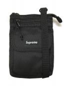 SUPREME(シュプリーム)の古着「19AW Supreme Shoulder Bag バッグ」 ブラック