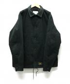WTAPS()の古着「UNIT JACKET ジャケット」|ブラック