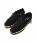 repetto(レペット)の古着「Gordon Oxford Shoe オックスフォード」 ブラック