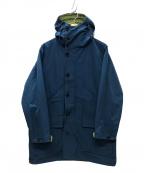 CORONA(コロナ)の古着「60/40 リバーシブルフーデッドコート」|ネイビー