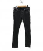 DIESEL()の古着「THOMMER CB-NE JoggJeans ジョグデニム」|ブラック
