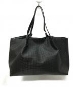 serapian(セラピアン)の古着「BIG SECRET BAG STEPAN トートバッグ」 ブラック