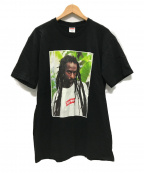SUPREME(シュプリーム)の古着「Buju Banton Tee Tシャツ」|ブラック