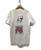 SUPREME(シュプリーム)の古着「JEAN PAUL GAULTIER Tee Tシャツ」|ホワイト