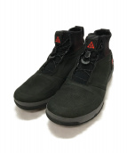 NIKE(ナイキ)の古着「ACG RUCKEL RIDGE スニーカー」|ブラック