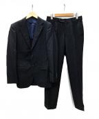 Brilla per il gusto(ブリッラ ペル イルグースト)の古着「2Bセットアップスーツ」|ネイビー×パープル