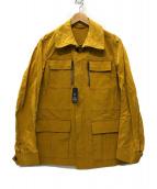 ()の古着「M65 ジャケット」|イエローベージュ