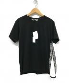 beautiful people()の古着「チャリティーCOVID-19 キッズTシャツ」|ブラック