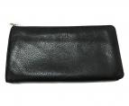 ()の古着「長財布 札入れ」|ブラック