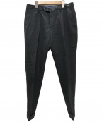 PT01(ピーティーゼロウーノ)の古着「BEAMS F別注EVO-F FITセンタープレスパンツ」 グレー