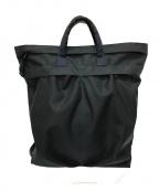 nanamica(ナナミカ)の古着「Water repellent Helmet Bag バッグ」|ネイビー